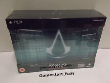 ASSASSIN'S CREED REVELATIONS ANIMUS COLLECTOR'S EDITION (PS3) NEW PAL UK VERSION
