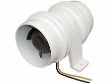 """Attwood Turbo 3000 Marine 3"""" Electric in-line Blower for Boats - 12 Volts"""