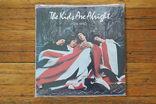 The Who: The Kids Are Alright, LP vinyl record, MCA