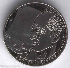 Alemania 10 Euros 2012 J 150 Geb Gerhart Hauptmann @@ Novedad Noviembre @@