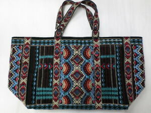 NWT Johnny Was Embroidered Sonoma Tote Bag - OL46231021
