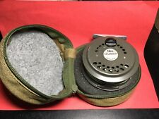 Orvis Madison IV  Fly Fishing Reel,  Made in England,  Quality With Orvis Case