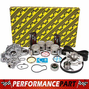 92-96 Honda Prelude 2.2L SOHC Engine Rebuild Kit F22A1