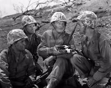 Sands Of Iwo Jima John Wayne Bradley Ira Hayes Gagnon 8x10-16x20 Movie Photo BG9