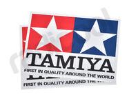 66001 New Official Tamiya Genuine Sticker Decal (x1) 6.1x5.8cm Size