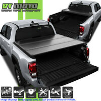 Hard Tri-Fold Tonneau Cover For 2016-2018 Toyota Tacoma 5FT / 60 inch Short Bed