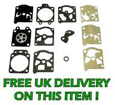 Carburettor Diaphragm, Gasket Kit, McCulloch Trim Mac 210, 240, 241, 250, 6-005