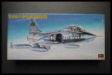 Hasegawa 1:72 TF-104G / F-104DJ STARFIGHTER Model Kit
