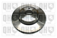 2x Brake Discs (Pair) Vented fits BMW 535D E61 3.0D Rear 04 to 10 345mm Set QH