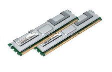 2x 1gb 2gb ddr2 667mhz RAM servidores HP ProLiant ml370 g5