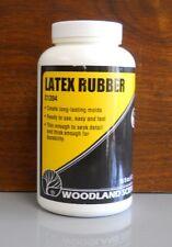 Woodland Scenics C1204 Latex Rubber 16f fl oz (473ml)