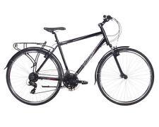 Bicicleta de paseo negro