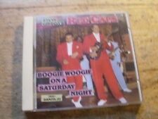 Steve Gibson Red Caps - Boogie Woogie on a Saturday [CD] Bear Family REDCAPS