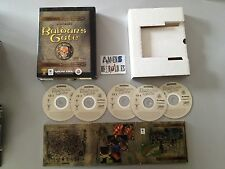 Baldur's gate 1 RPG/Jeu de role Apple Macintosh FR BIG Box grosse boite carton