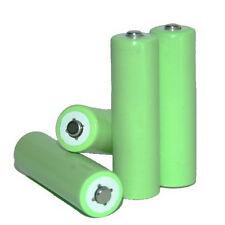 1.2v Four Rechargeable AA Battery for Nikon EN-MH1 / ENMH1 Digital Camera