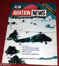 Aviation News 17.23 Marathon,Air Europe,CC-129 Dakota