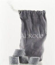 ICE ROCK - Sachet de 9 Pierres à whisky rafraichissantes neuf