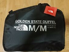 THE NORTH FACE GOLDEN STATE 72 L MEDIUM DUFFEL BAG Backpack Back Pack NEW Gym