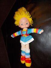 Vintage 1983 Hallmark Rainbow Brite Plush Stuffed Doll Nice