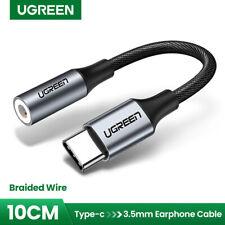 Ugreen Type-C to 3.5mm jack earphone Cable USB C Headphone Audio Adapter Huawei
