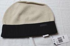 Nautica Men's Merino Wool Beanie Hat One Size NWT New