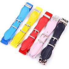 Fashion Kids Boy Girls Waistband Children Adjustable Elastic Waist Belt Decor