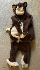 Nice 2T/3T Youth Halloween Monkey Gorilla Costume Old Navy 2/Piece