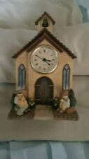 Goebel 2003 Figurine The Children'S Prayer Clock Bh 1130 With New Battery