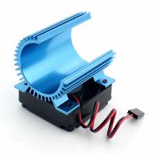 Combo 2S RC Motor Brushless 1/8 C1Heat for Sink+5V Motor Car Fan Hobbywing