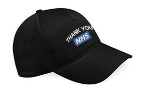Embroidered Thank you NHS Mens/Womens Baseball Cap