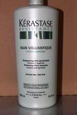 1000ml KERASTASE SHAMPOO bain volumifique RESISTANCE neu