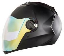 Steelbird Air Sba-2 Dual Visor Full Face Matt Black With Night Vision Helmet-L