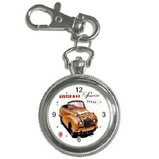 AUSTIN A40 SOMERSET 2 DOOR COUPE POSTER  KEYCHAIN WATCH **BRILLIANT GIFT ITEM**
