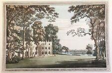 1793 Strawberry Hill House Twickenham on Thames Original, Farington, Stadler col