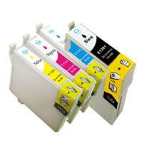 4 NO OEM Ajustes Para El Epson SX525WD SX535WD SX620FW cartuchos de tinta