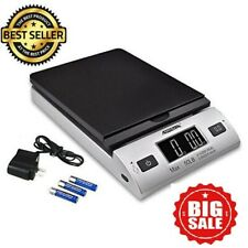 Digital Postal Scale Electronic Postage Scales Mail Letter Package Usps 50 lbs