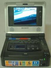 SONY GV-D800 DIGITAL8 Hi8 8MM VIDEO WALKMAN WORKS GREAT FOR TRANFER VIDEO TO DVD