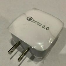 Qualcomm QC 3.0 Fast Quick Charge Charger Wall Home USB Adapter