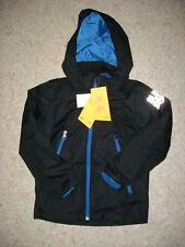 Schwarze 3 in 1 Jacke Fleece/Regenjacke Gr.134 H&M NEU!!