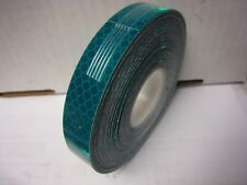 """3/4"""" x 50 FEET HUNTER GREEN   REFLECTIVE CONSPICUITY TAPE"""