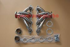 Chevy LS1 LS6 Block Hugger Stainless Steel Exhaust Headers--FREE SHIP TO USA