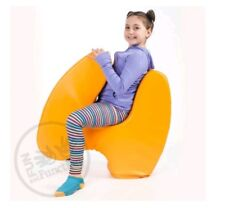 Sensasoft Squeezie Seat for kids with autism, ADHD and special needs.