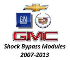 2007-2018 Autoride z55 Shock Bypass Modules Gm Chevy Gmc Cadillac Chevrolet  DTS