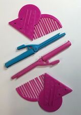STYLE MAGIC BARBIE doll Wondra Curl Curling Iron Replacement Parts #1283 1988
