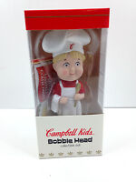 2002 Campbell Soup Kids Bobble Head Doll  Wobbler Nodder Bobblehead Toy