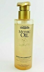 L'Oreal Mythic Oil Souffle d'Or Sparkling Conditioner 6.42 oz w/ Argan Oil