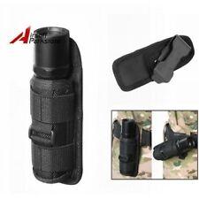Rotatable Belt Clip Holster Pouch for Nitecore P12 P15 P16 P20 P25 Flashlight