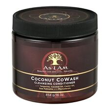 As I Am Coconut CoWash Cleansing Conditioner, 16 oz (8 Pack)
