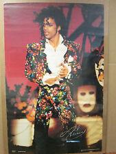 Vintage Prince rock n roll 1984 original Poster 5927