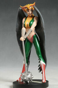 DC Direct HAWKGIRL COVER GIRL of UNIVERSE STATUE HUGHES NEW Maquette From BATMAN